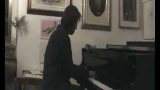 Francesco de Donatis improvvisazione brani conosciuti a orecchio