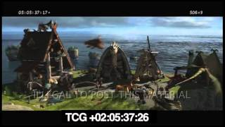 How To Train Your Dragon. Part 3 music by Francesco de Donatis